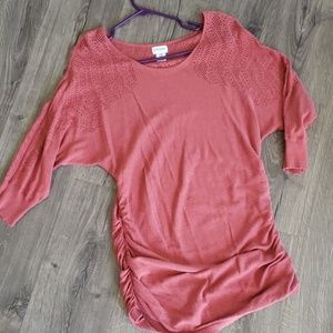 Motherhood Maternity Tops - Maternity Sweater